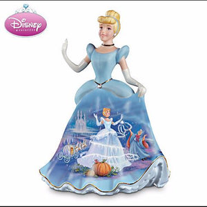 Everything Disney including popular characters like Cinderella