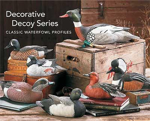Duck and Loon Decoys are popular with avid bird hunters, great decor for a study