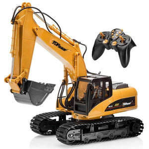 Remote Control Construction Vehicles