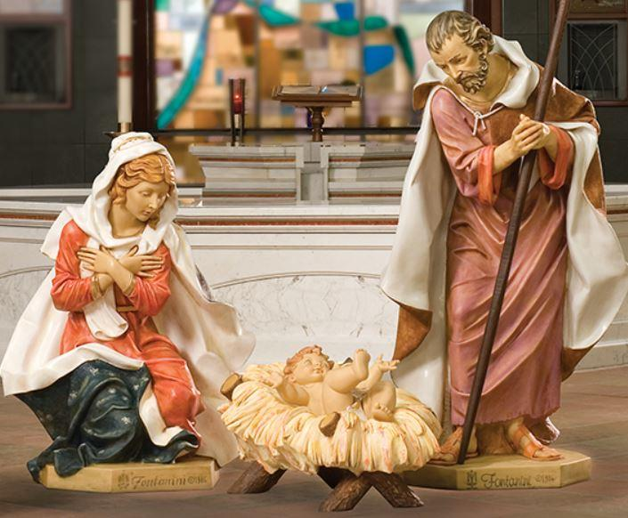 Figurines | Fontanini Nativity | Gifts and Collectibles