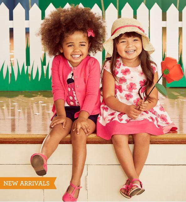 Apparel | Baby Clothes by Gymboree  | Departments