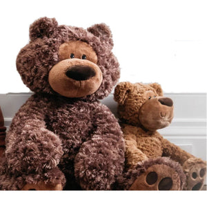 Shop today for Gund stuffed animals and teddybears. GUND has been creating unique teddy bears and other soft toys for well over 100 years. Recognized the world over for their quality and innovation, GUND's award-winning products appeal to all ages.