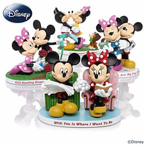 Bradford Exchange Disney Mickey & Minnie Mouse gifts