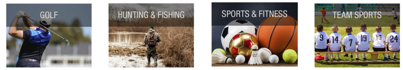 Sports and Outdoors | Departments