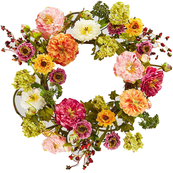 Home Decor | Wreaths and Artificial Flowers