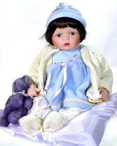 Dolls and Bears perfect for starting a collection or as a gift