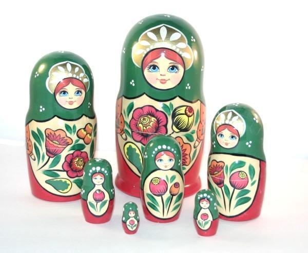 Dolls | Russian Matryoshka Nesting Dolls | Gifts and Collectibles