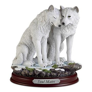 Collectible Wolves Figurines