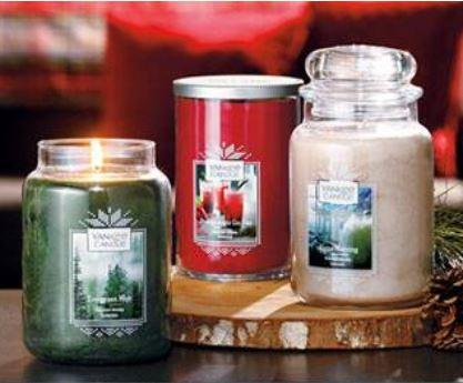 Home Decor | Village Candles and Yankee Candles