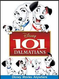 Purchase 101 Dalmatians Movie for Kids