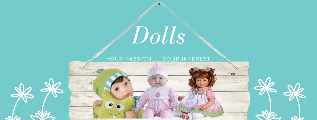 Dolls and Accessories from popular brands perfect as a gift, collectible item or for that special young girl in your family