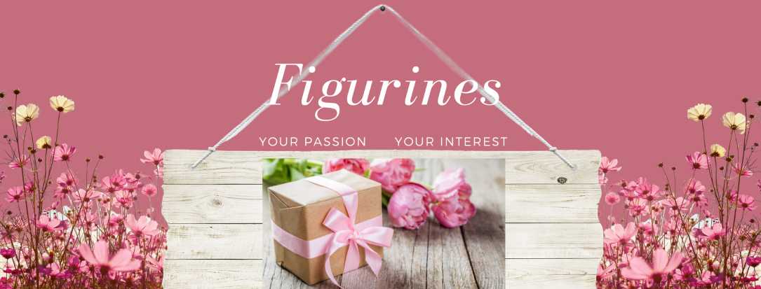 Collectible Figurines in Love and Romance themes