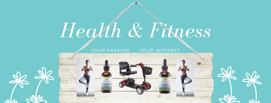 Health and Wellness mobility scooters