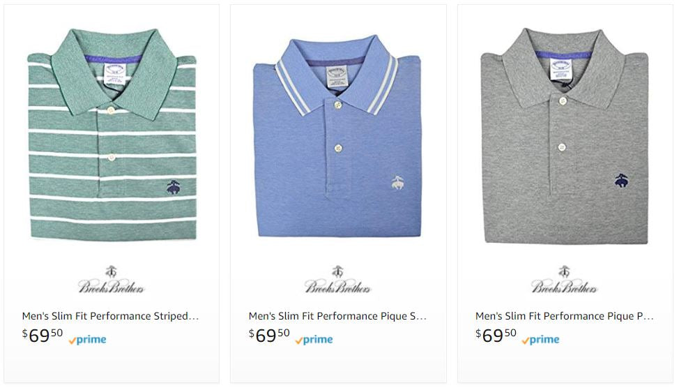Brooks Brothers Shirts