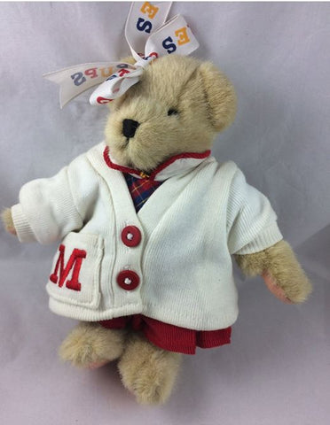 Muffy Cheerleading Bear