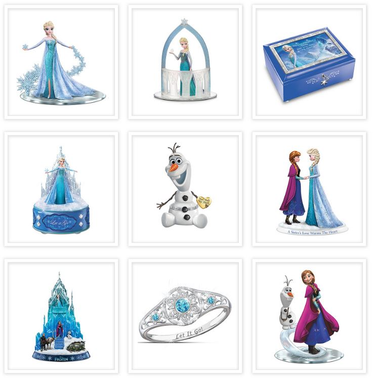 Disney Frozen Gifts and Collectibles