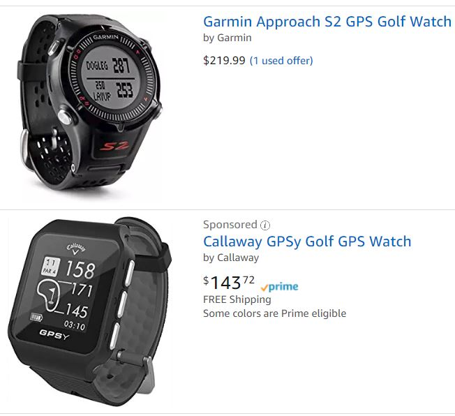 Golf Watches