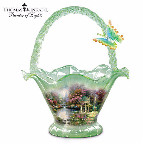 Shop today for Thomas Kinkade Art Glass