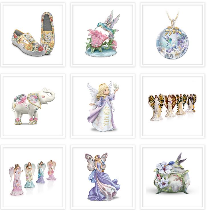 Lena Liu Figurines and Collectibles