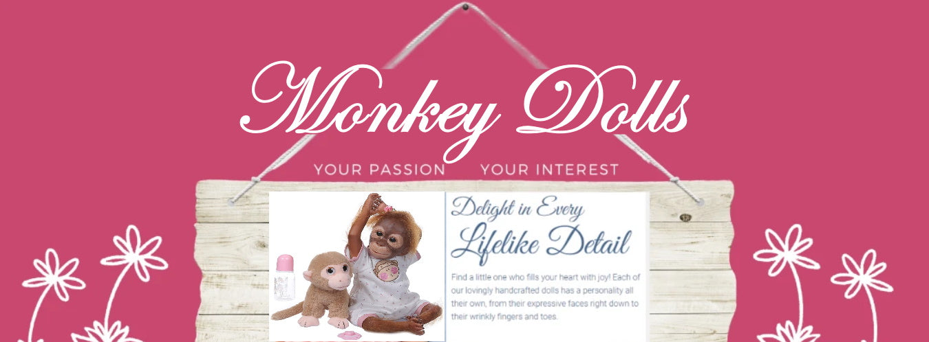 Monkey Dolls For Sale
