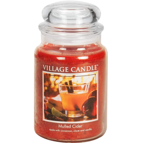 Mulled Cider Yankee Candle