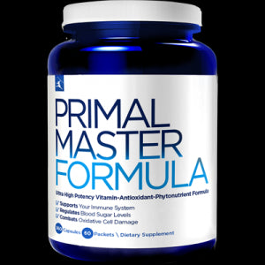 Health primal supplements and vitamins one great shop primal master formula works synergistically with the primal blueprint eating and exercise strategies to support your immune system maximize your natural malvernweather Choice Image