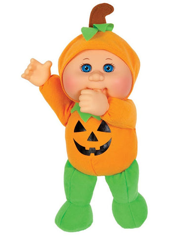Cabbage Patch Kid Halloween Pumpkin Doll