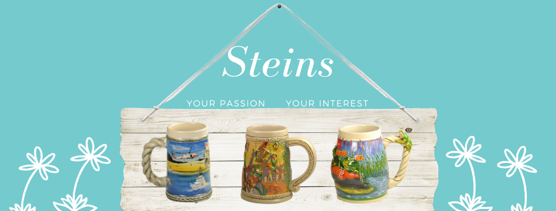 Beer Steins are great for the beer enthusiast and a fun way to express your love for beer