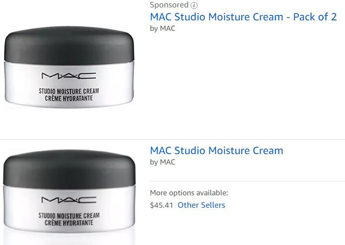 Studio Moisturizer Cream by MAC Cosmetics