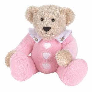 Plush | Pink Teddy Bear For A Cause by Susan Komen