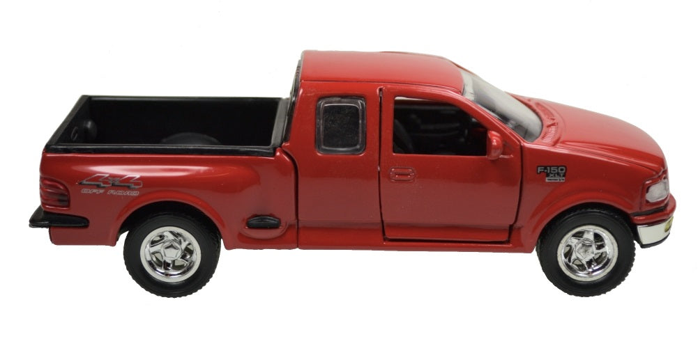 Hobby Die Cast 1997 Ford Pickup F 150 Red