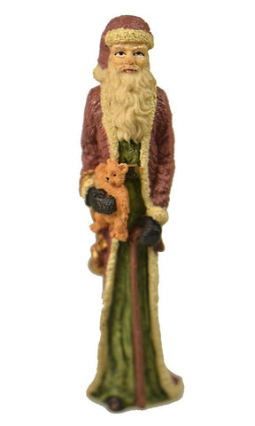 Holiday | Christmas Santa Claus Figurine