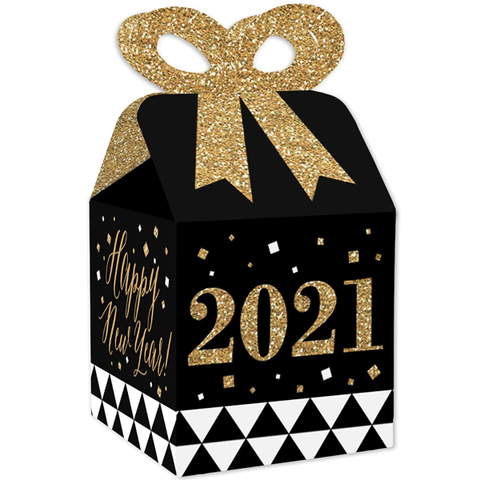 2021 Gift New Year's Eve Bow Bags