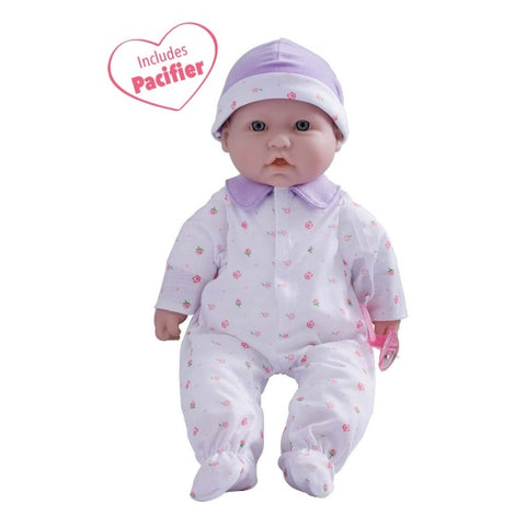 La Baby 16-inch Washable Soft Baby Doll