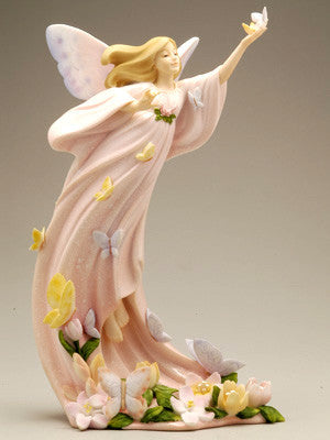 Figurines | Cloudworks Fairy Blossoms Butterfly Figurine