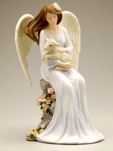Figurines | Cloudworks Unconditional Love Lamb Figurine