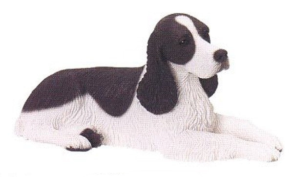 Figurine | Dog Sculpture Springer Spaniel