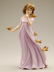 Figurines | Cloudworks Angelic Songbirds Figurine