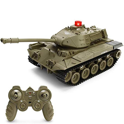 RC Tank Remote Control Military Battle Tank Toy