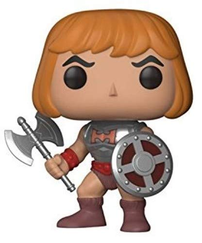 Funko Pop Television: Masters of The Universe - Battle Armor He-Man Collectible Vinyl Figure