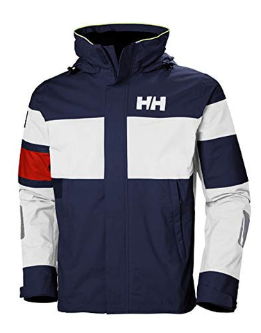 Men's Salt Light Waterproof, Windproof, & Breathable Sailing Marine Jacket