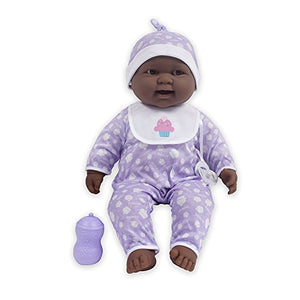 Lots to Cuddle Babies African American Soft Body Baby Doll Designed by Berenguer