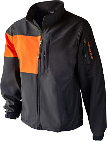 Men's Freedom Concealed Carry Lightweight Jacket Water-Resistant, Thermal Fleece Jacket