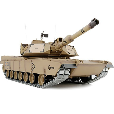Hobby | Remote Control Abrams Tank Model