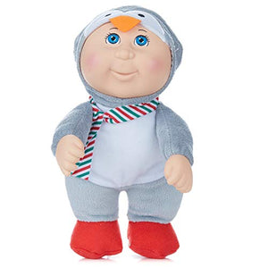 Cabbage Patch Kids Cuties Holiday Helper Collection Doll - Jasper Penguin