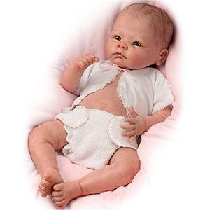 The Ashton-Drake Galleries Little Grace So Truly Real Newborn Baby Doll