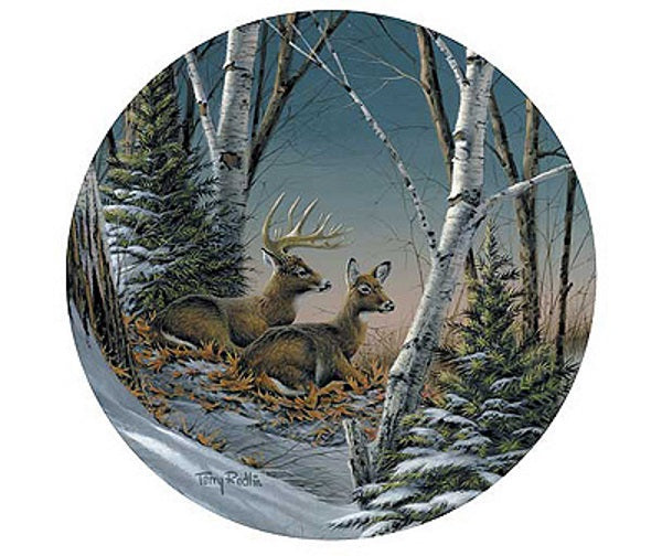 Coasters | Wildlife Deer Evening with Friends