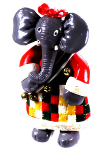 Holiday | Christmas Ornaments Elephant #45