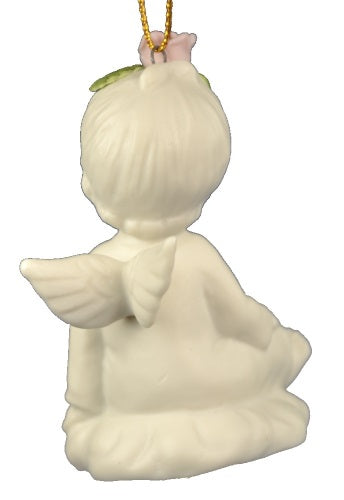 Holiday | Christmas Ornaments Angel Rose #5