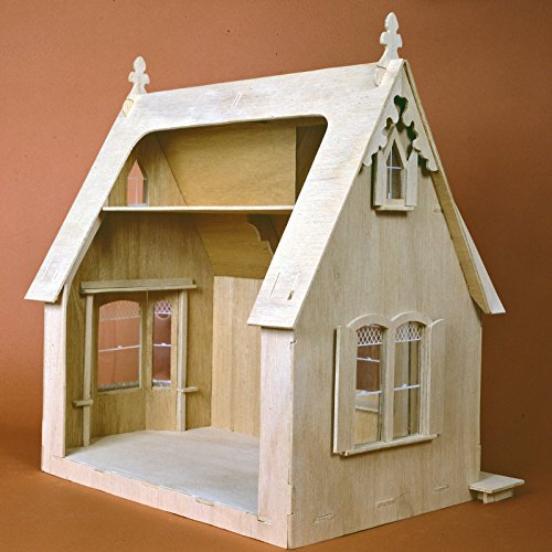 Greenleaf Storybook Cottage Dollhouse Kit